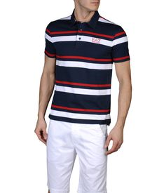 EA7 - Short-sleeved polo