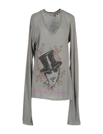 JOHN GALLIANO - Long sleeve t-shirt