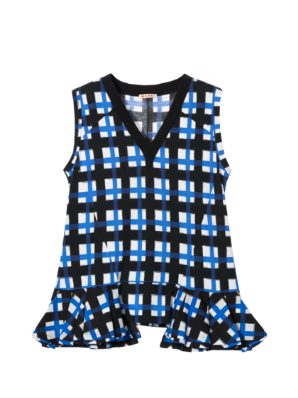 MARNI - Sleeveless T-Shirt