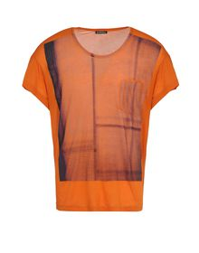 T-shirt manches courtes - ANN DEMEULEMEESTER