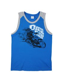 DIESEL - Sleeveless t-shirt