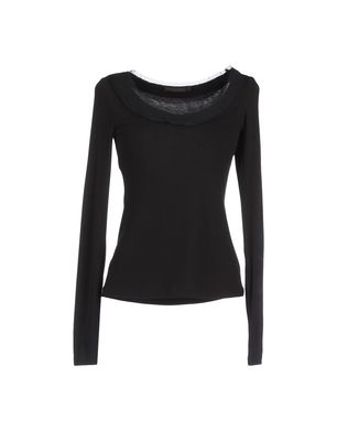 DONNA KARAN - Long sleeve t-shirt