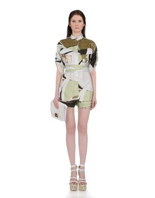 EMILIO PUCCI - Short sleeve shirt