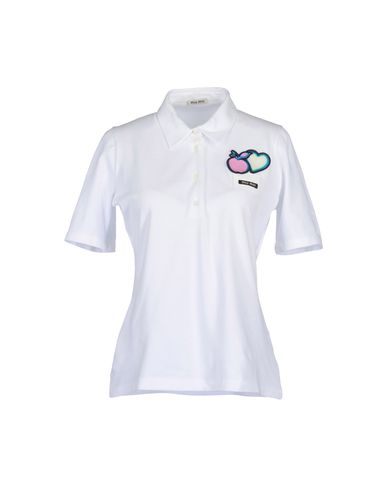 MIU MIU - Polo shirt