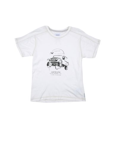 ARMANI JUNIOR - T-shirt