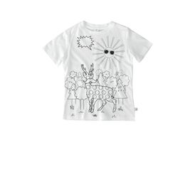 STELLA McCARTNEY KIDS, T-Shirts, Goldie T-shirt