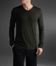 EMPORIO ARMANI - Long-sleeve t-shirt