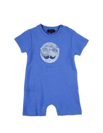 PAUL SMITH JUNIOR - Romper suit