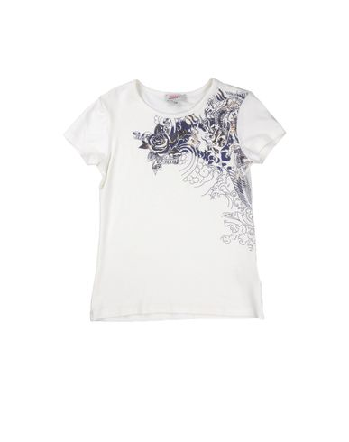 JUNIOR GAULTIER - Short sleeve t-shirt