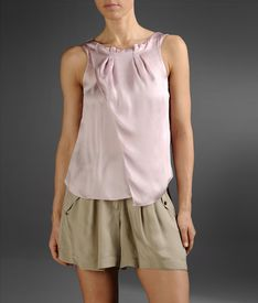 EMPORIO ARMANI - Sleeveless top
