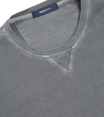Short-sleeved Polo  ZEGNA SPORT