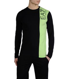 EA7 - Long sleeved t-shirt