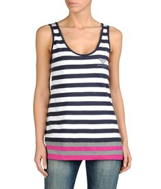 ARMANI JEANS - Tank top