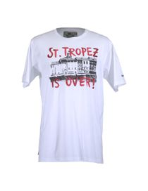 MC2 SAINT BARTH - Short sleeve t-shirt
