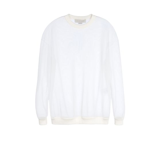Stella McCartney, Long Sleeves Airtex Jumper