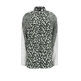 STELLA McCARTNEY, Maniche lunghe, Camicia Gaia Fantasia