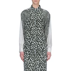 STELLA McCARTNEY, Long Sleeved, Painted Spot Gaia Shirt
