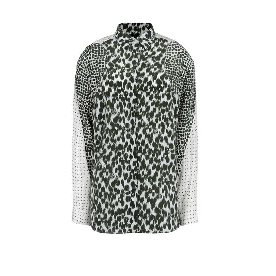 Stella McCartney, Painted Spot Gaia Shirt
