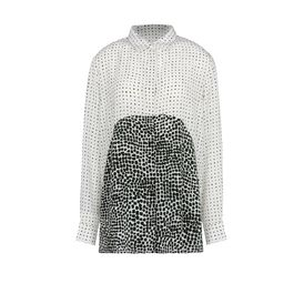 STELLA McCARTNEY, Maniche lunghe, Camicia Elis Fantasia