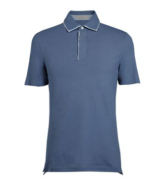 Polo Manica Corta  ERMENEGILDO ZEGNA