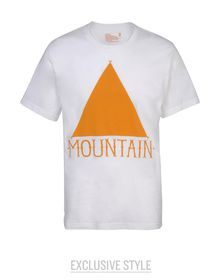 Short sleeve t-shirt - WHITE MOUNTAINEERING