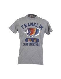 FRANKLIN & MARSHALL - Short sleeve t-shirt