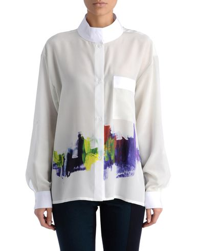 Artist Silk Shirt