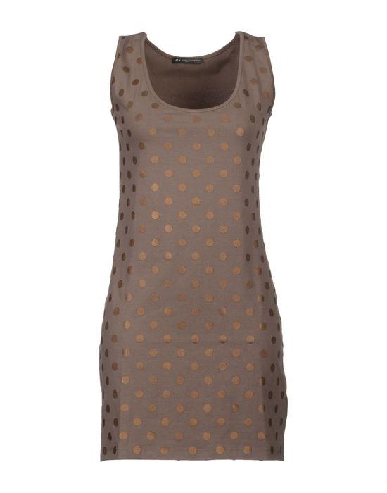 Фото D.A. DANIELE ALESSANDRINI Короткое платье. Купить с доставкой