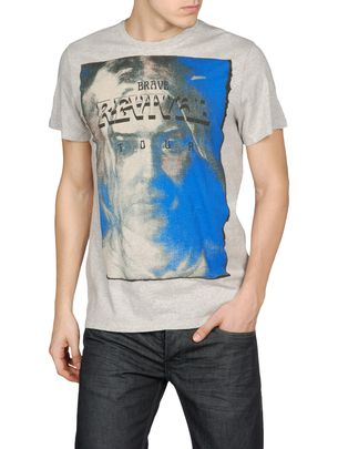 T-shirts &amp; Hauts DIESEL: T8-REVIVAL