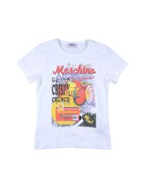 MOSCHINO TEEN - Short sleeve t-shirt