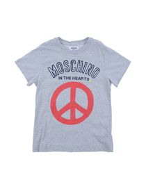 MOSCHINO TEEN - T-shirt