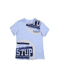 MOSCHINO KID - Short sleeve t-shirt