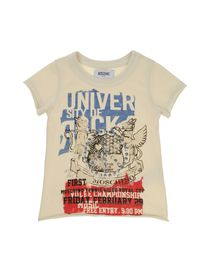 MOSCHINO KID - T-shirt manches courtes