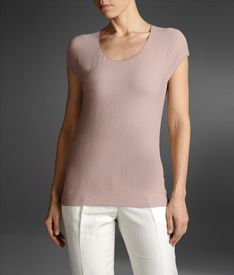 ARMANI COLLEZIONI - Short-sleeved top