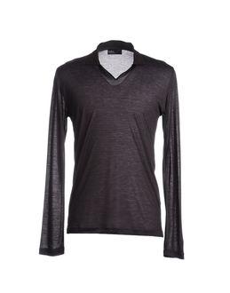 Kolor Topwear Long Sleeve Tshirts