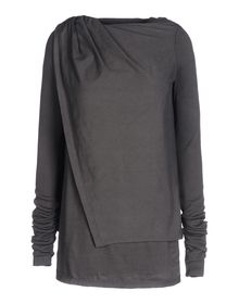 Long sleeve t-shirt - DRKSHDW by RICK OWENS