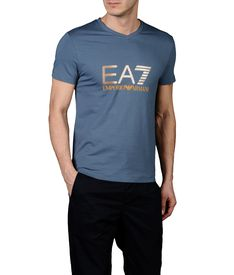 EA7 - Short sleeved t-shirt