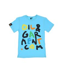 OIL & GARMENT - T-shirt