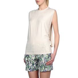 STELLA McCARTNEY, Top, Top senza Maniche Linea Morbida