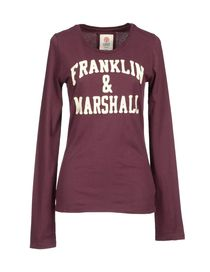 FRANKLIN & MARSHALL - Long sleeve t-shirt