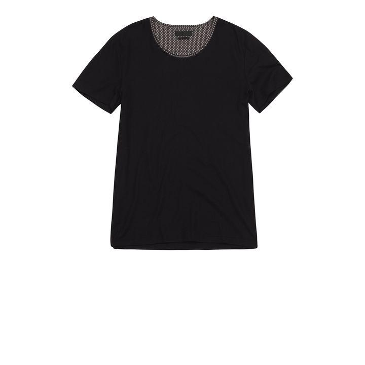 Alexander McQueen, Waffle Jersey T-Shirt