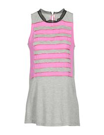 SCHUMACHER - Sleeveless t-shirt