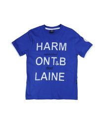 HARMONT&BLAINE - Short sleeve t-shirt