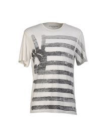 JOHN VARVATOS - Short sleeve t-shirt