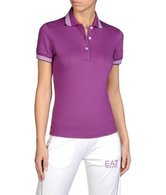 EA7 - Long-sleeved polo
