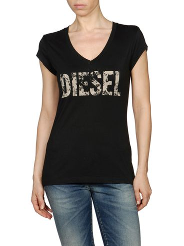 T-shirts &amp; Tops DIESEL: T-TULUR-D