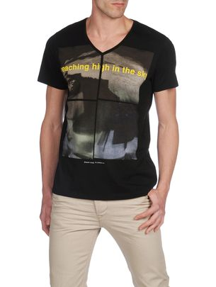 T-shirts &amp; Hauts DIESEL: T-ZANBATO-RS
