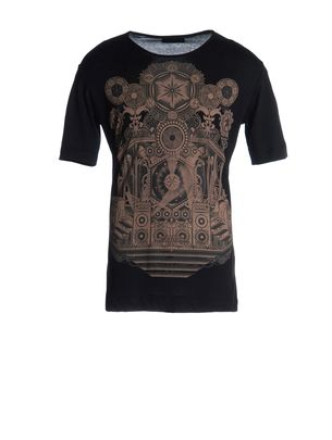 T-shirts & Tops DIESEL BLACK GOLD: TORICIY-CARROSEL
