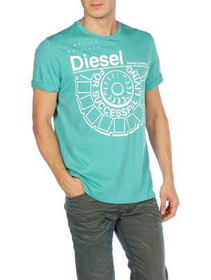 T-shirts &amp; Hauts DIESEL: T-BALLOCK-R