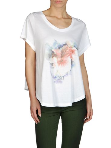 T-shirts &amp; Tops DIESEL: T-DIMITRA-F